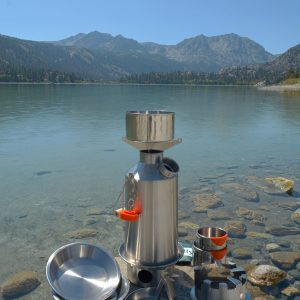 KELLY CAMPING KETTLES & ACCESSORIES